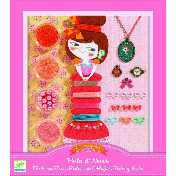 Perles Au bonheur des filles : Oh! les perles Perles et noeuds