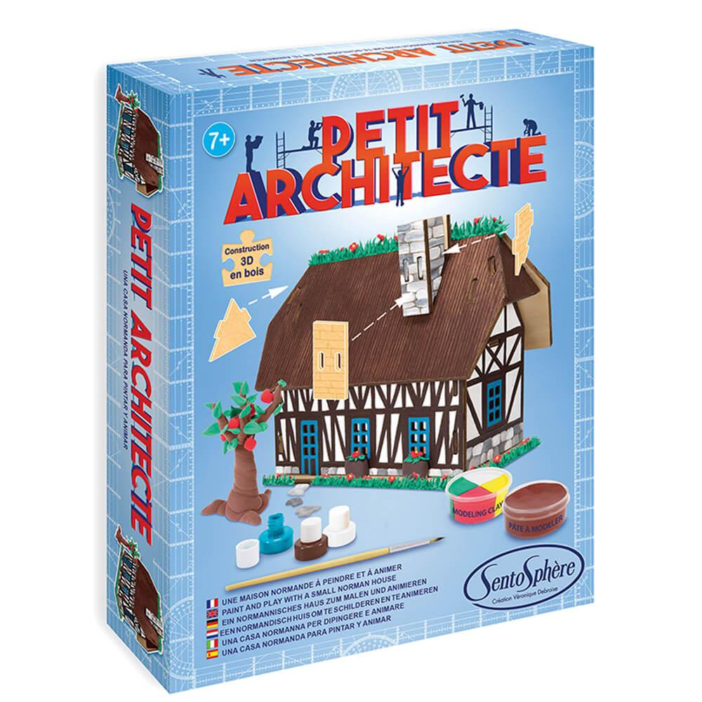 Petit Architecte - Maison Normande