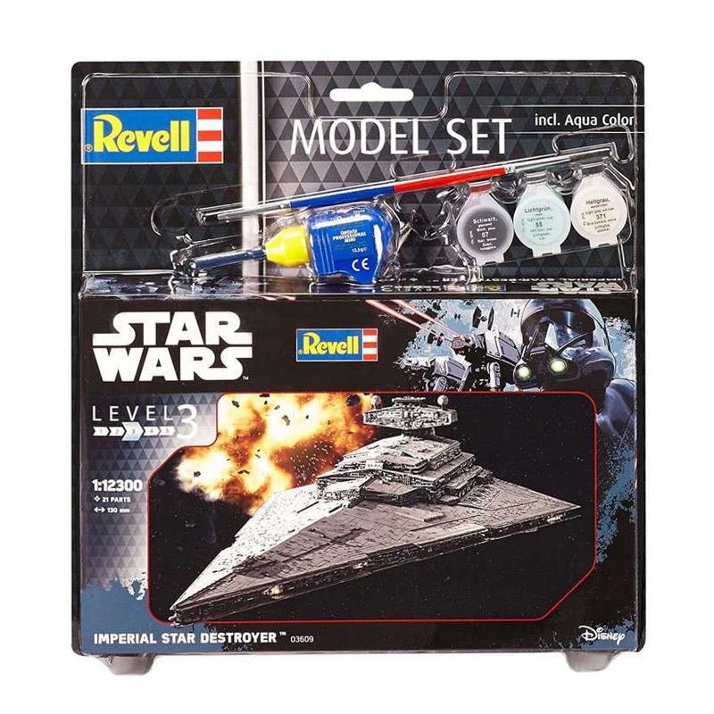 Maquette Star Wars : Model-Set : Imperial Star Destroyer