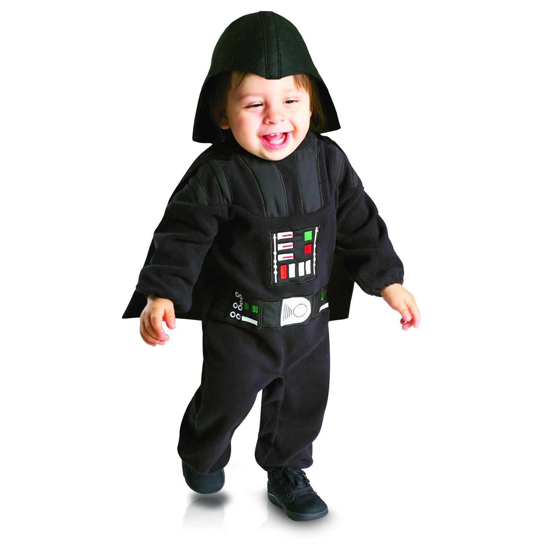 Déguisement Star Wars : Dark Vador : Bébé 2/3 ans