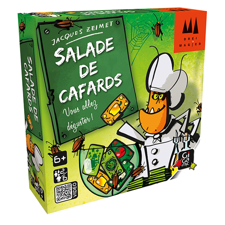Salade de cafards