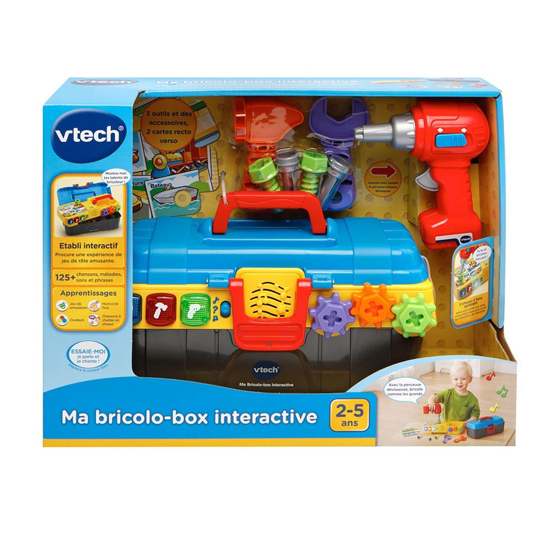 Bricolo Interactive Ma Box Ma Ma Box Bricolo Bricolo Interactive Interactive Bricolo Box Ma qS4jc3AR5L