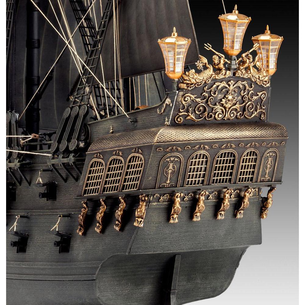 Maquette Bateau Pirates Des Cara 239 Bes La Vengeance De