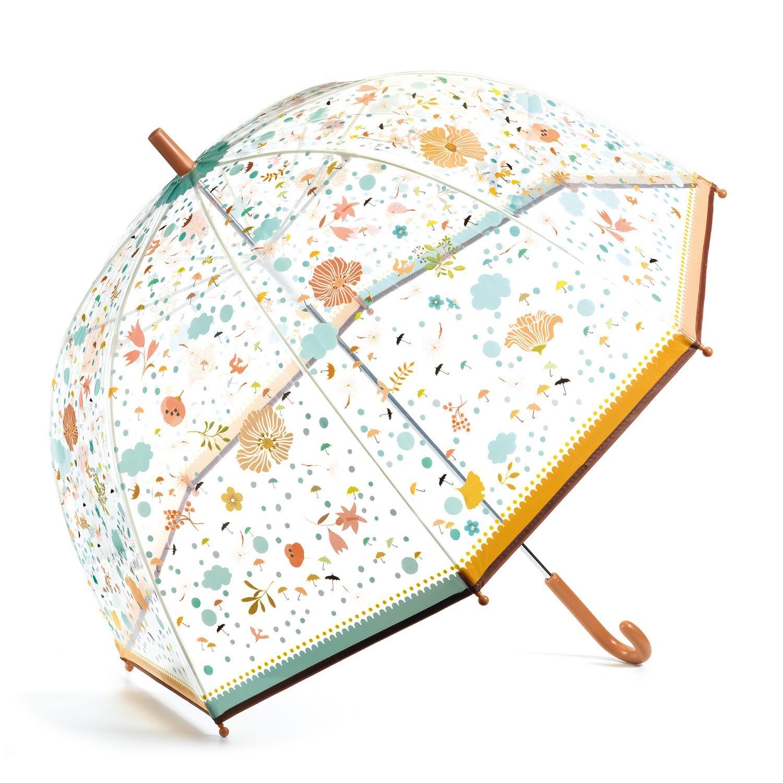 Parapluie adulte : Petites fleurs