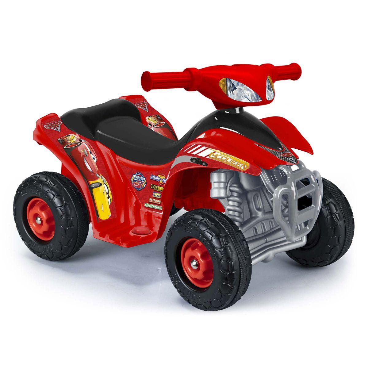 3 6v ÉlectriqueQuad Cars Véhicule Disney nwk8PX0O