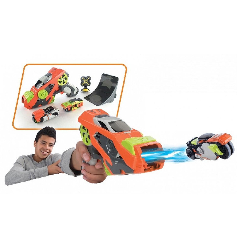 Deux X Voitures Blaster Lanceur De Avec Pistolet 5c3AjLq4R