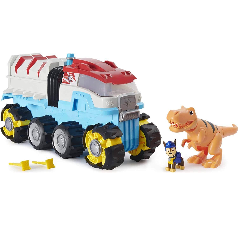Pat' Patrouille : Camion motorisé - Dino Patroller Dino Rescue