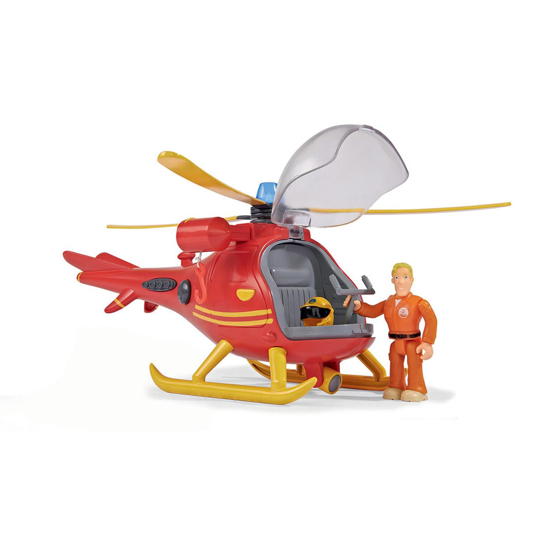 Hélicoptère Océan : Sam le pompier