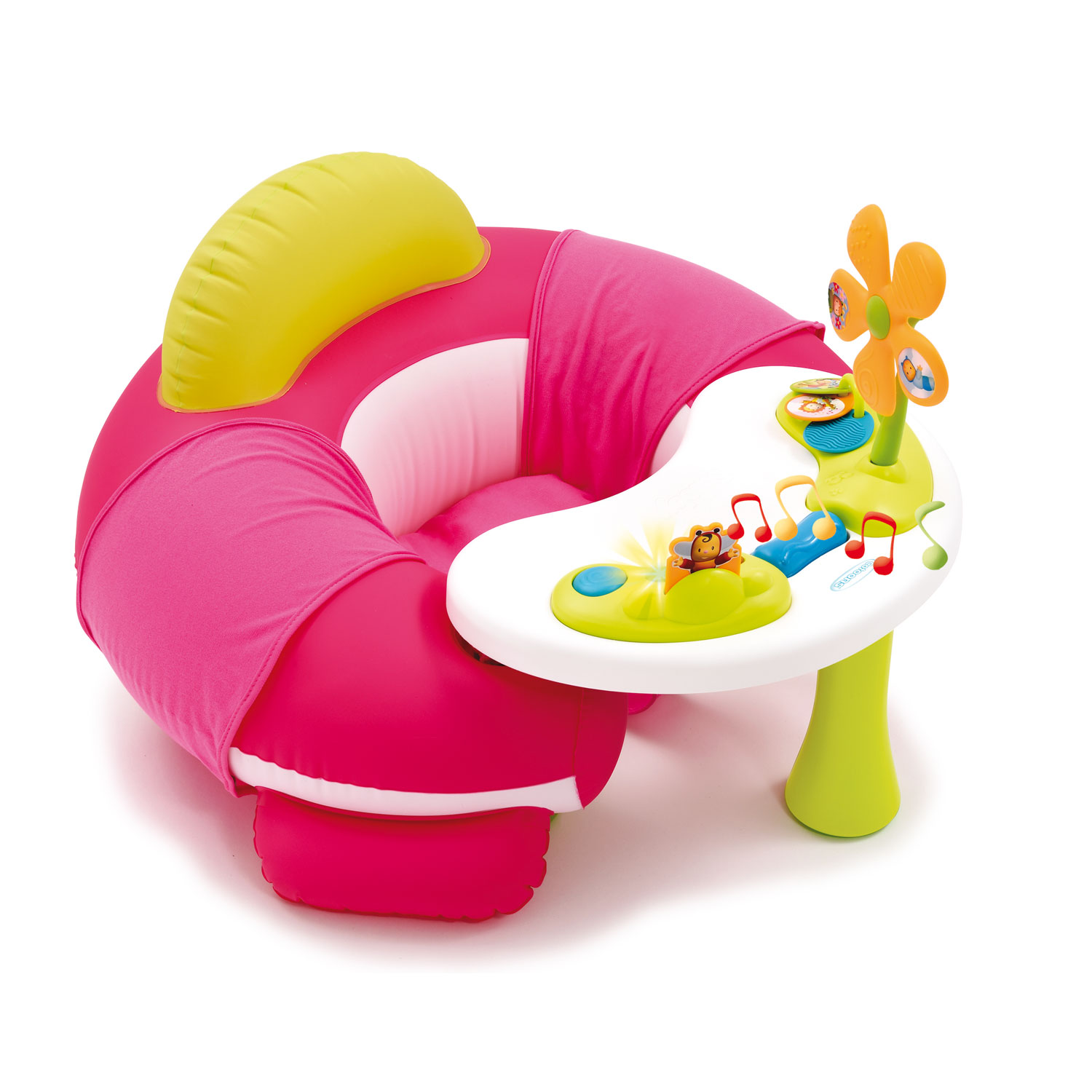Siège gonflable Cosy seat Cotoons Rose