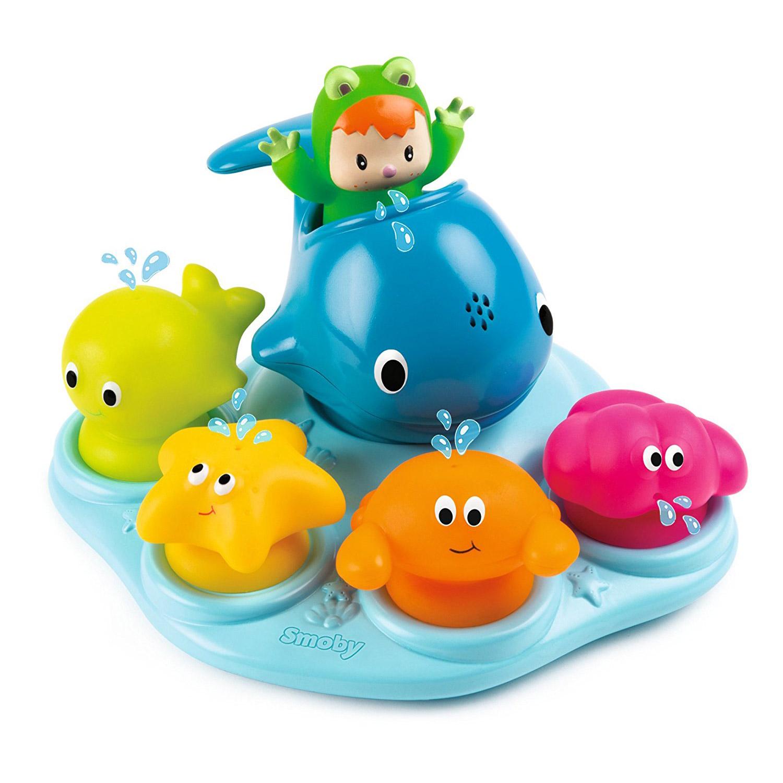 Jouet pour le bain Cotoons : Ile de bain