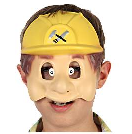 Demi Masque Enfant - Le Bricoleur