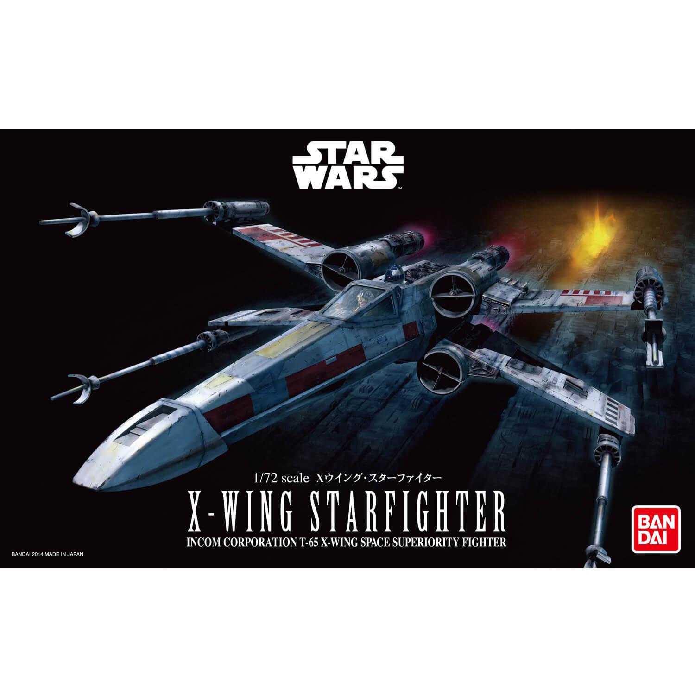 Maquette Star Wars : X-Wing Starfighter
