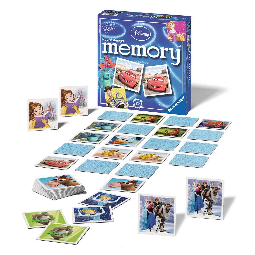 Grand Memory Disney multi héros