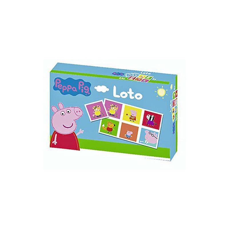 Loto : Peppa Pig