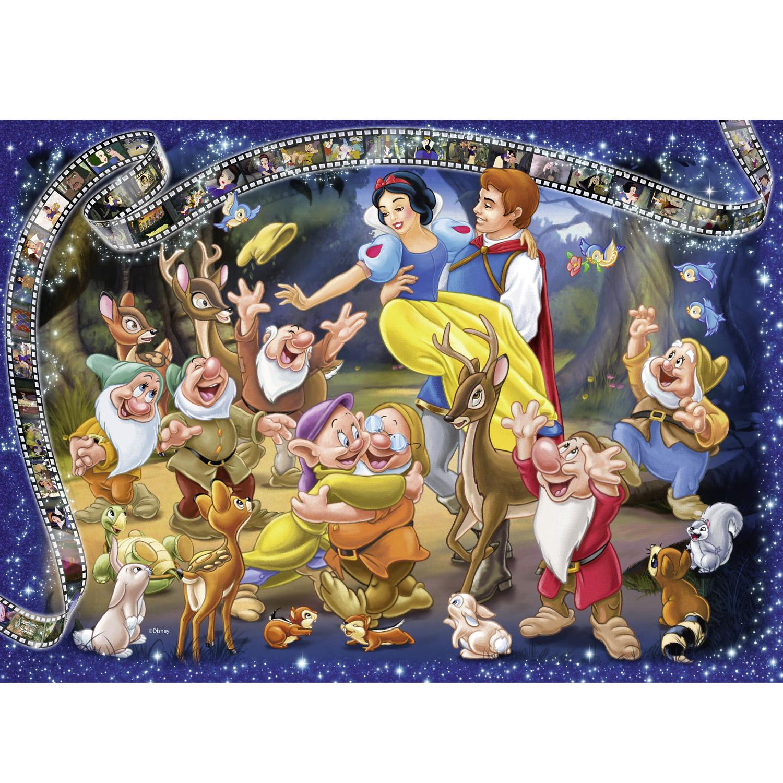 Puzzle 1000 pièces Collector's Edition Disney : Blanche-Neige