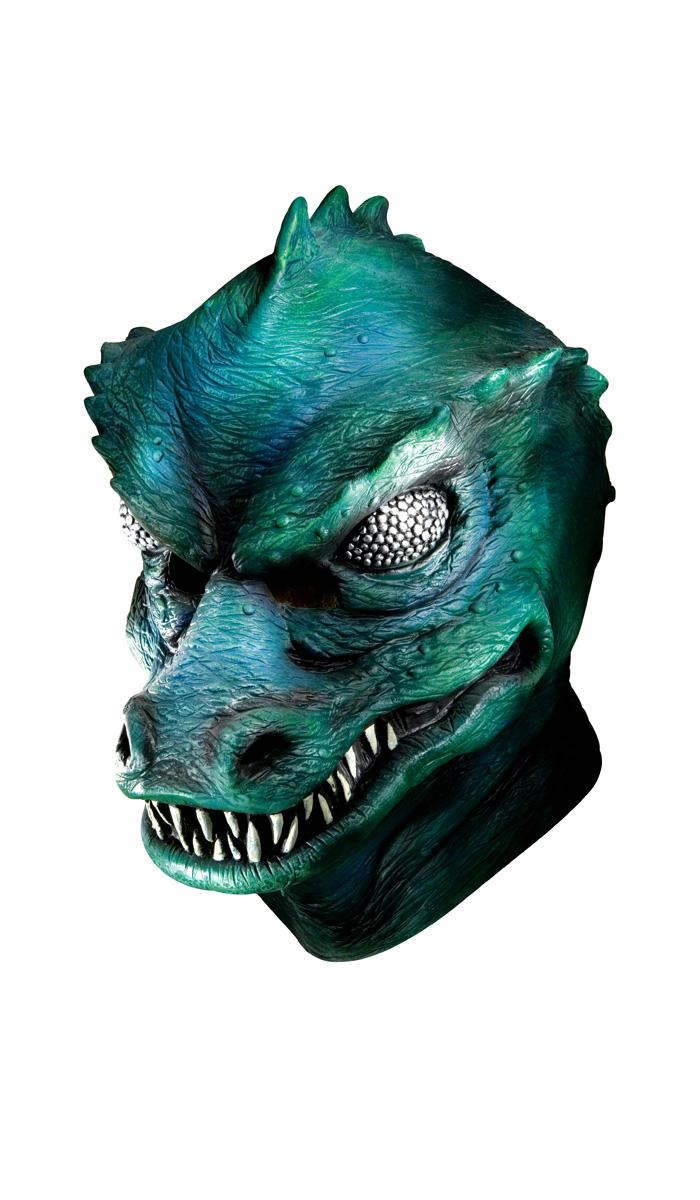 Masque Latex Gorn Star Trek? Nouvelle Génération