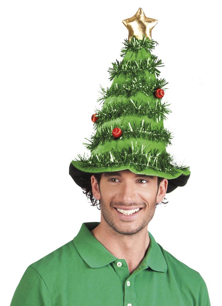 Chapeau Sapin De Noël - Adulte