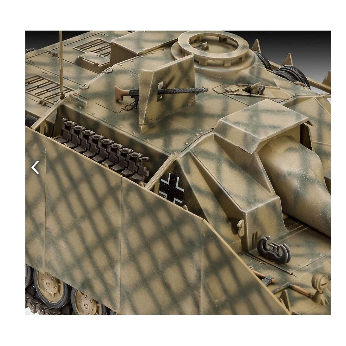 """KFZ échelle 1:35 REVELL SD 19.1 Cm 167 /""""STUG IV Model Kit"""