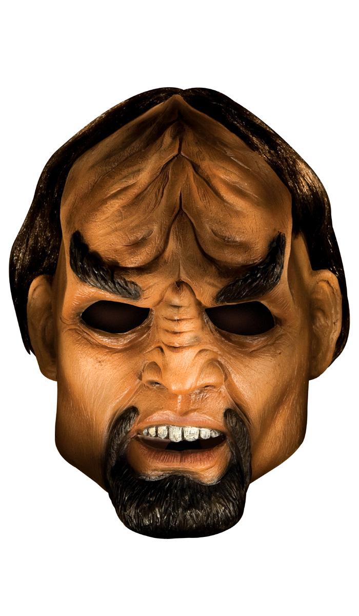 Masque Latex Worf Star Trek? Nouvelle Génération