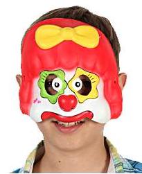 Masque de Clown Ronaldina Enfant