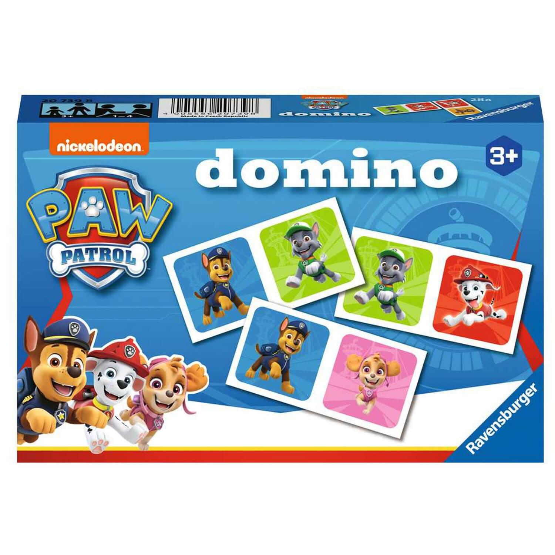 Jeu de Domino : Pat'Patrouille (Paw Patrol)