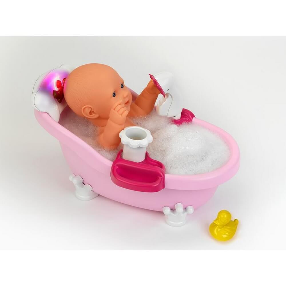 Princesse Coralie : Baignoire