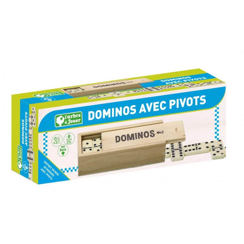 Dominos avec pivot