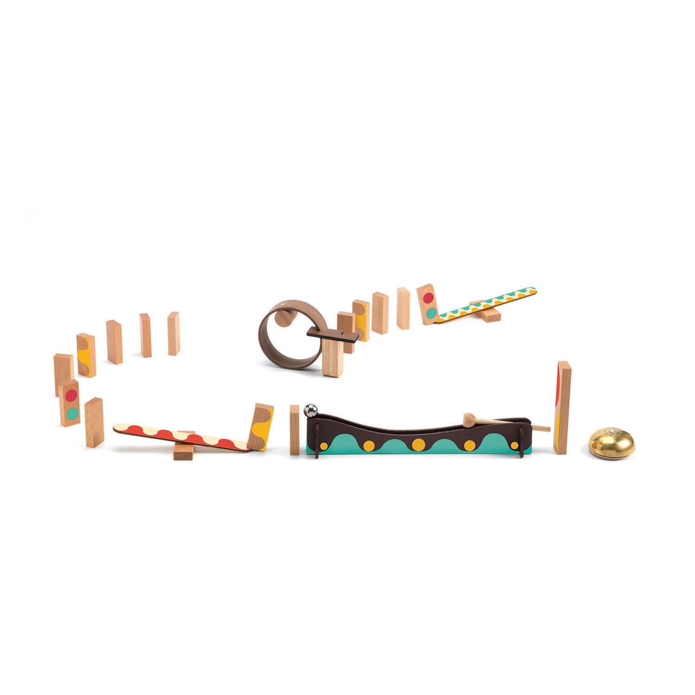 Jeu de construction: Action-reaction : Zig & Go : 25 pièces