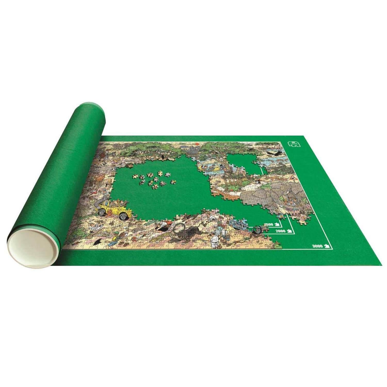 Tapis de puzzle jusqu'à 3000 pièces