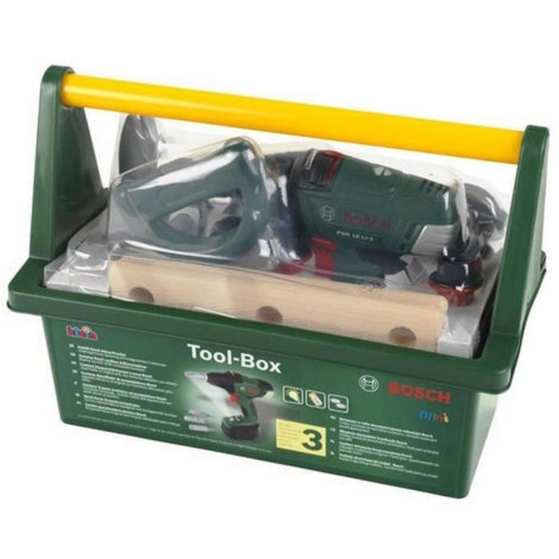 Bosch : Caisse à outils