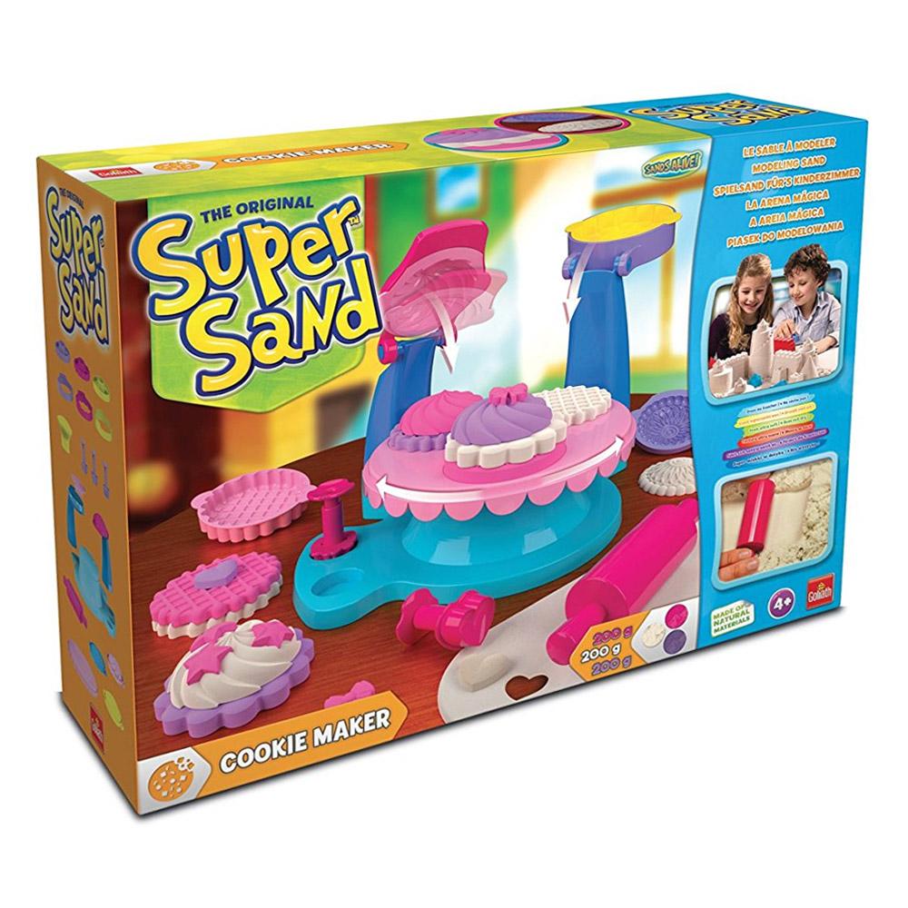 Moulage Super Sand : Cookie Machine