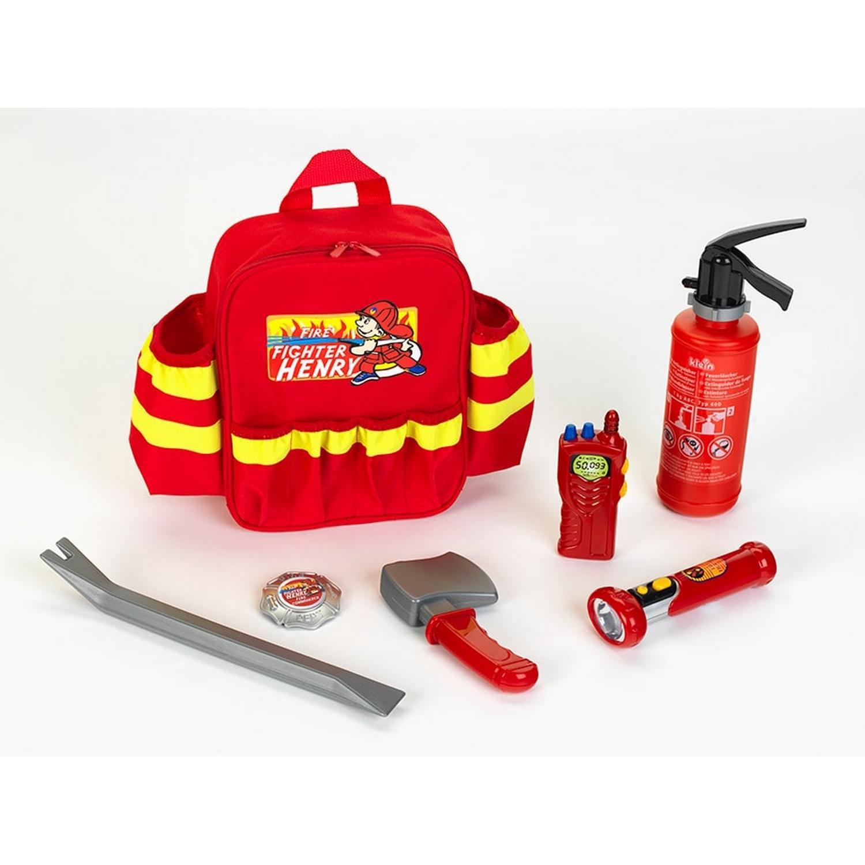 Sac à dos de pompier