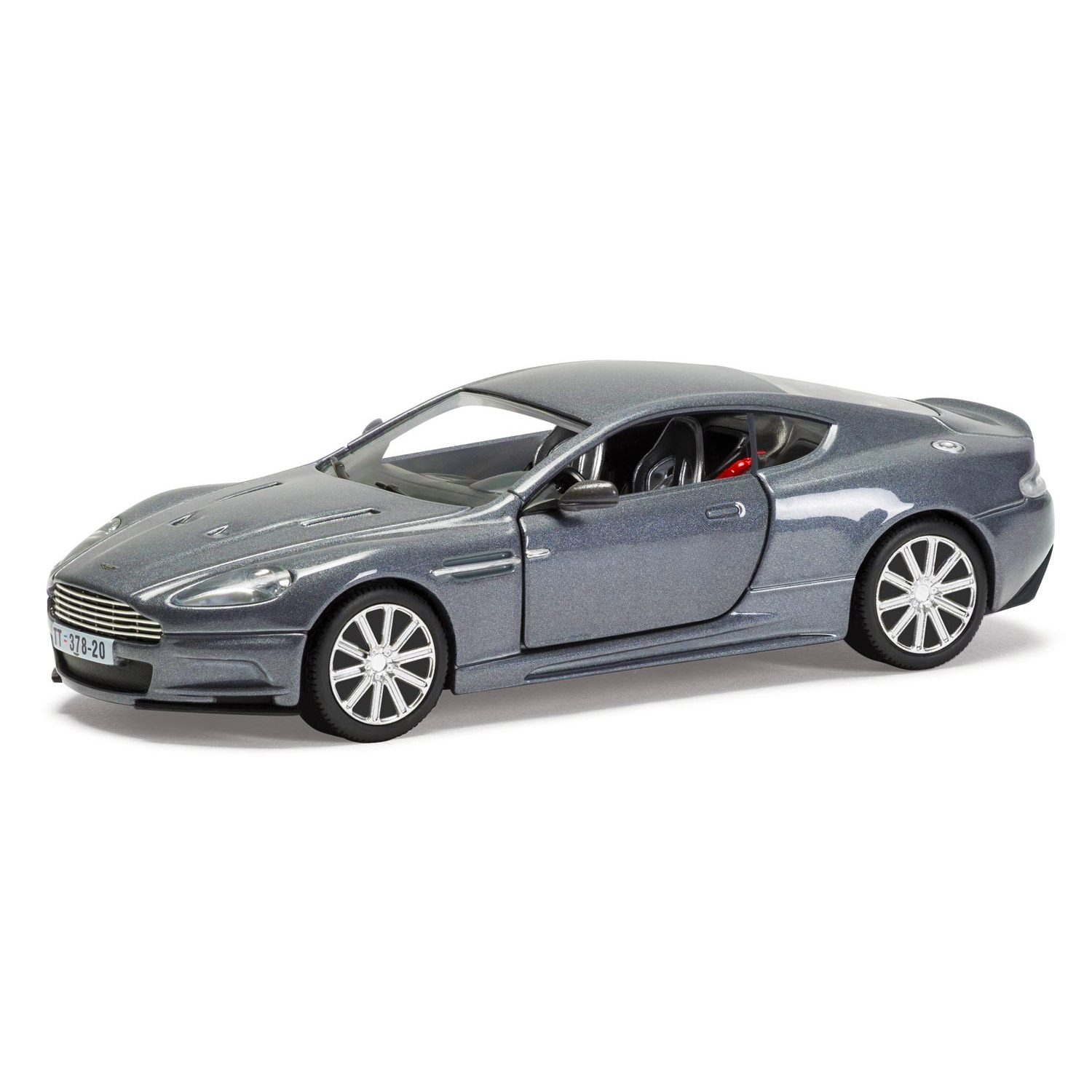 mod le r duit voiture james bond 007 aston martin dbs. Black Bedroom Furniture Sets. Home Design Ideas
