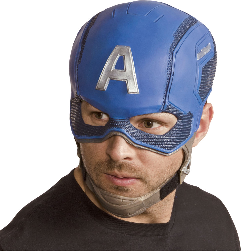 Casque de Captain America? - Marvel? - Adulte