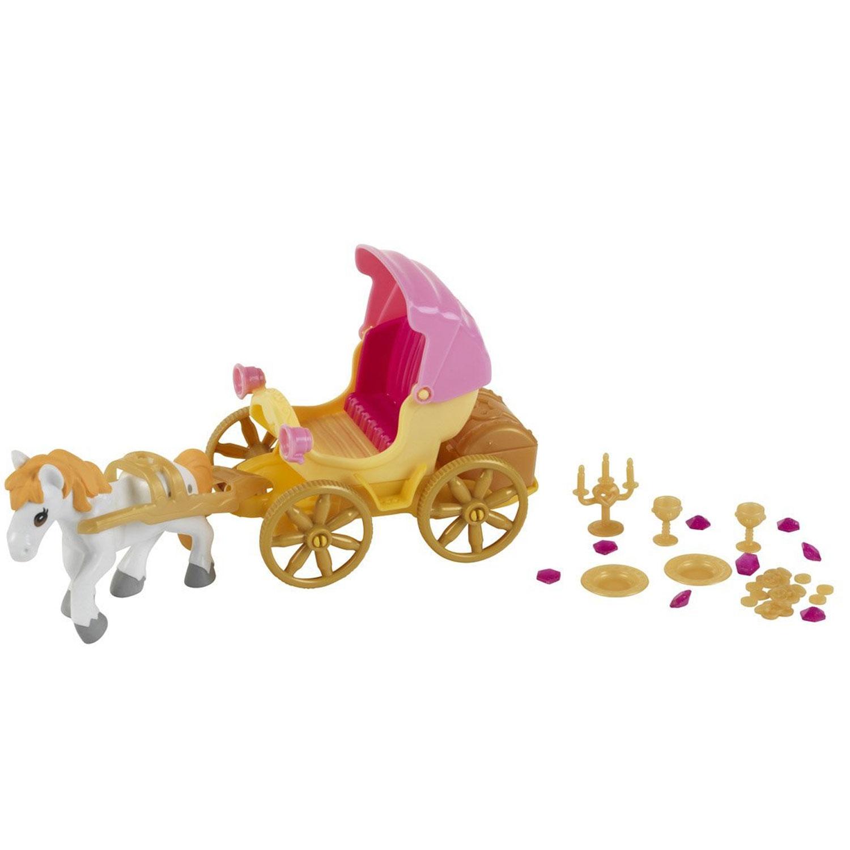 Figurine Princess Coralie : Le carrosse