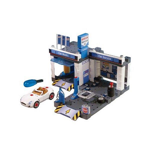 Garage - Bosch Service : Station de lavage