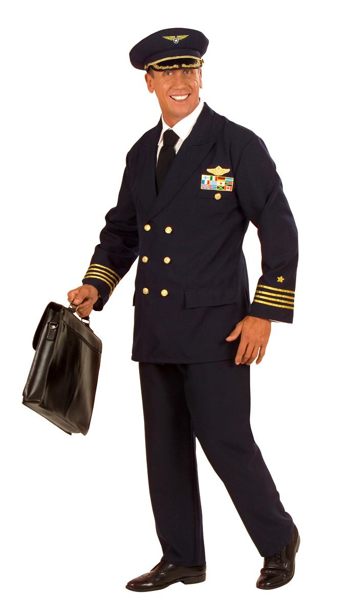 Déguisement Pilote De Ligne