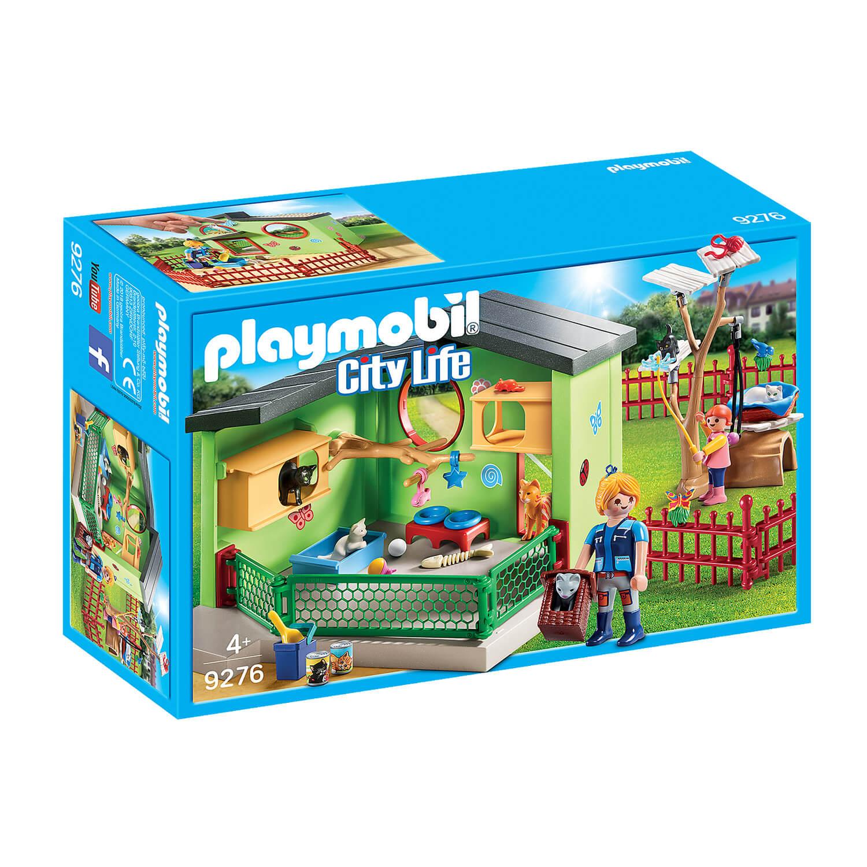 Playmobil 9276 City Life : Maisonnette des chats