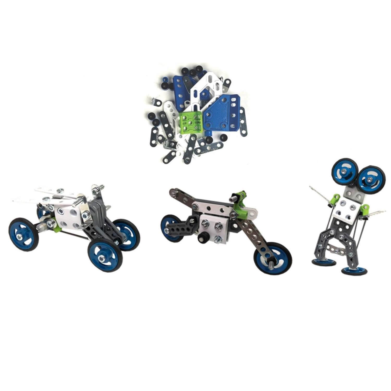 Meccano : Kit d'inventions : Montages rapides