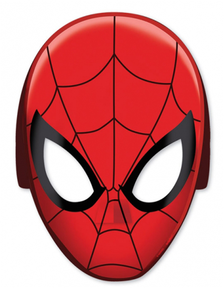 Masques Spiderman Ultimate? x8