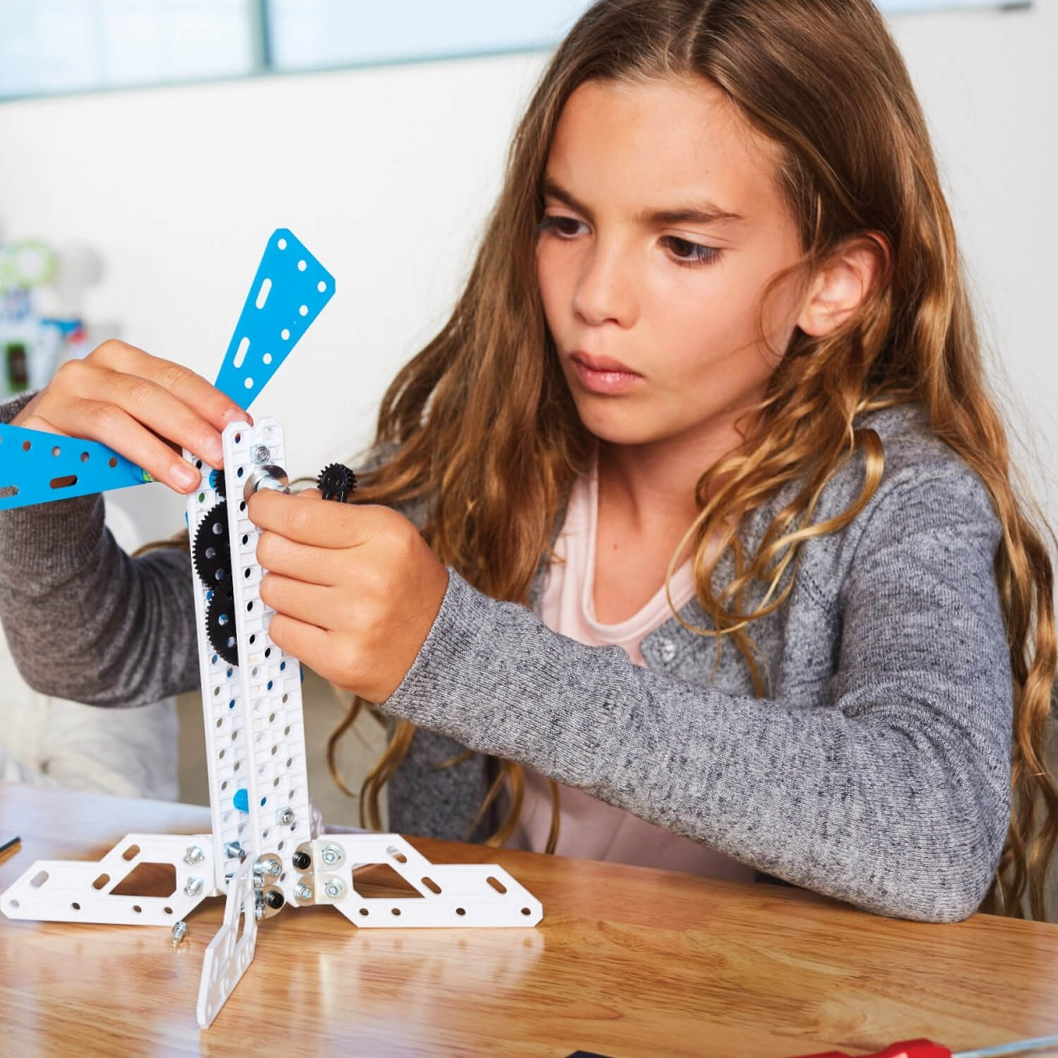 Meccano : Kit d'inventions : Engrenages