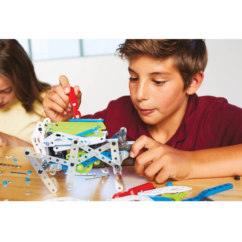 Meccano : Kit d'inventions : Moteur