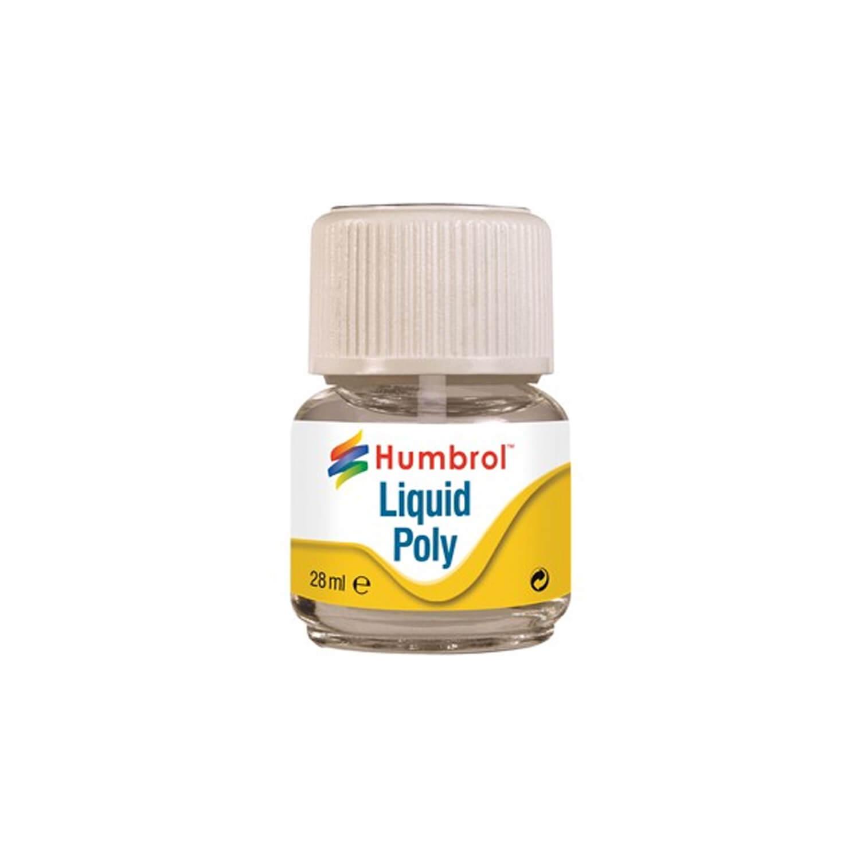 Flacon de colle liquide Poly 28ml