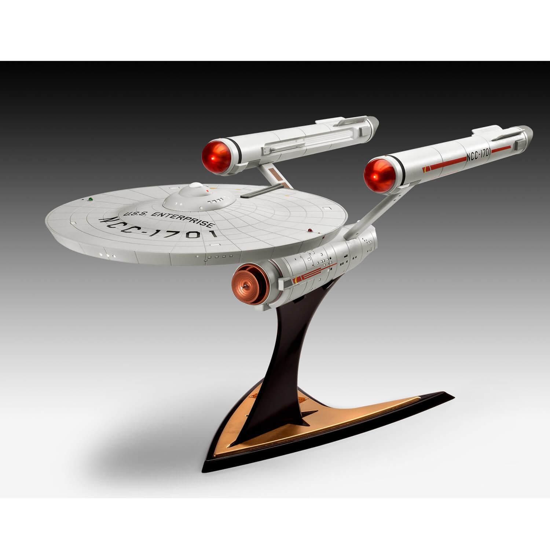 Maquette Star Trek : USS Enterprise NCC-1701 (TOS)