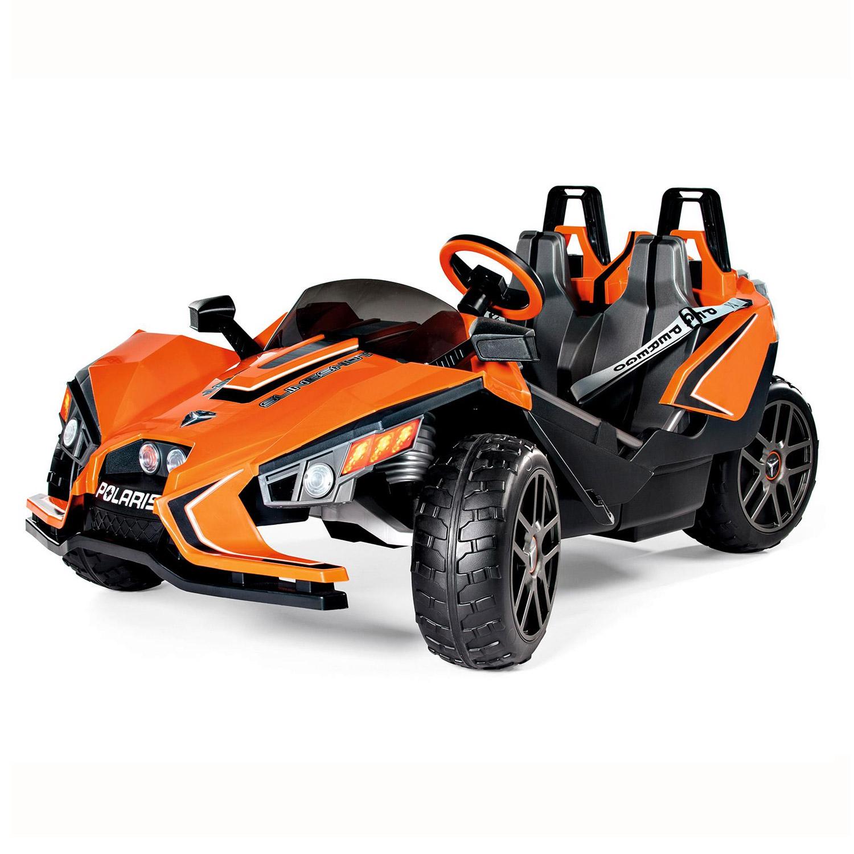 fd55c33e52edf Voiture électrique Polaris Slingshot 2 places 12V - Jeux et jouets ...