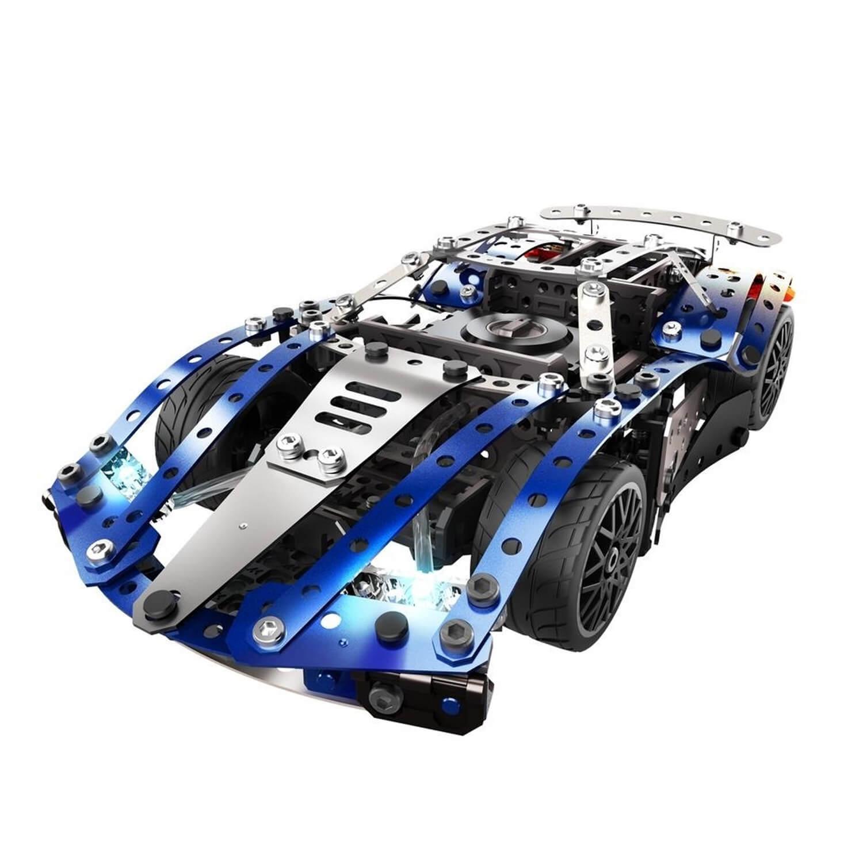 Meccano : Supercar : 25 modèles motorisés
