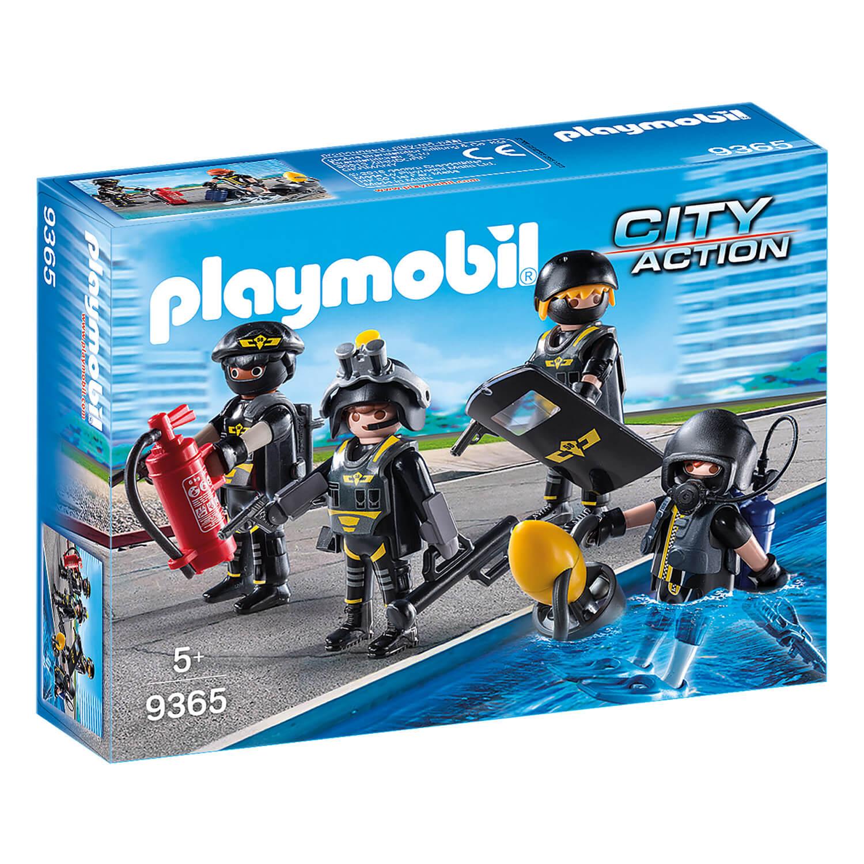 Playmobil 9365 City Action : Policiers d'élite