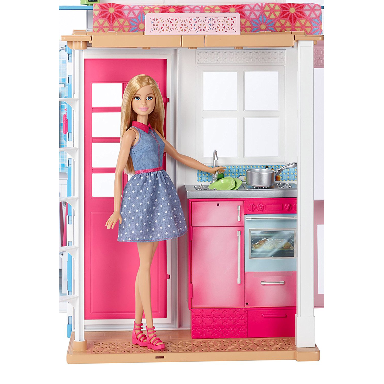 Barbie Jeux Et Des Fckj5l3tu1 Sa Jouets Avenue Mattel Maison VqpSUzM