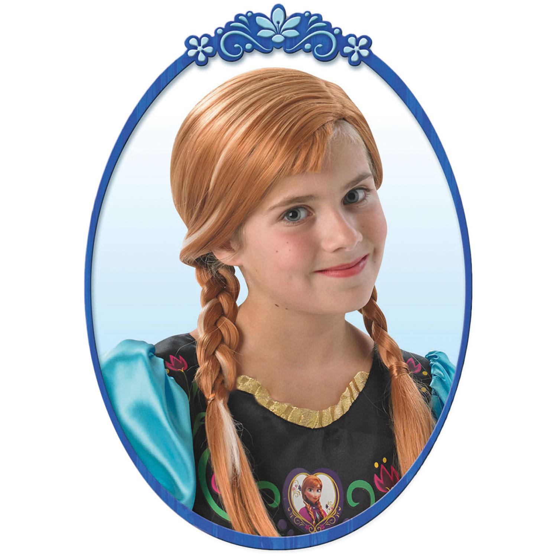 Perruque Anna : La Reine des Neiges (Frozen)