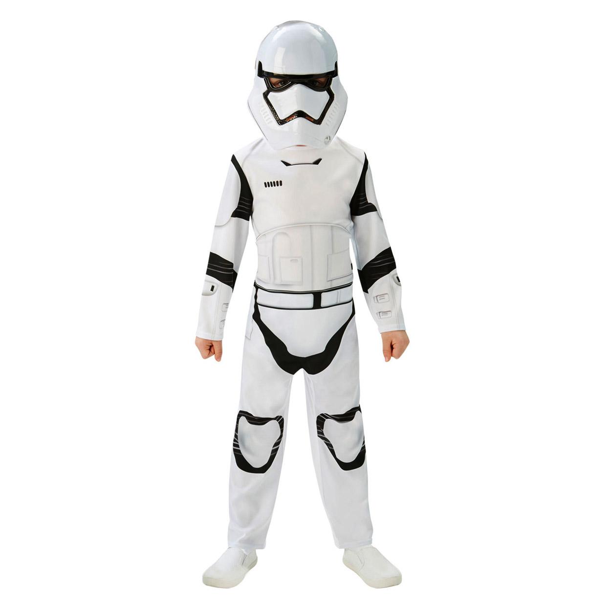 Déguisement Star Wars : Classique Stormtrooper : 7/8 ans